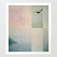 fly away Art Print by ingz
