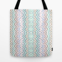 Mix #391 Tote Bag by Ornaart