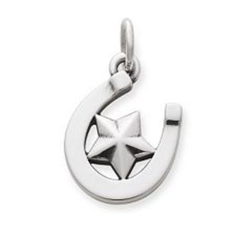 My Lucky Star Charm: James Avery
