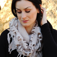 Moonshiner's Infinity Scarf - VIRGINIA FIELDS