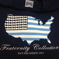 Patriotic Deep Sea - Fraternity Collection