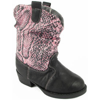 Walmart: Natural Steps Girl's Toddler Jessie Western Boot