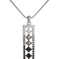 Diamond Shadows Necklace Made With SWAROVSKI ELEMENTS