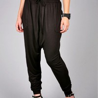 Drawstring Hammer Pants