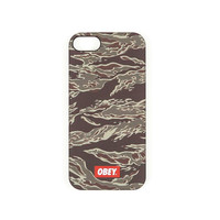 Quality Dissent iPhone Case (Tiger Camo)