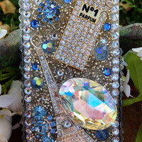 iPhone 5/5S Bling Case Decadent Parisian Case