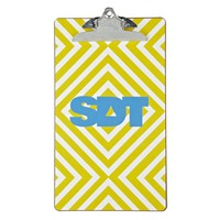Sigma Delta Tau Sorority Clipboard - Centered