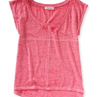 Burnout Muscle Tee