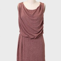 Meet Me There Draped Dress