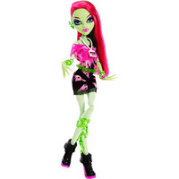 Walmart: Monster High Music Festival Venus McFlytrap Doll