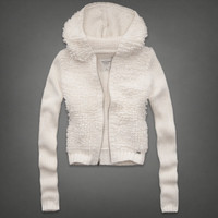 Fallon Full Zip Sweater