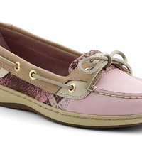 Women's Python Angelfish Boat Shoe