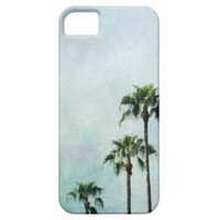 Palm trees iPhone 5/5S case