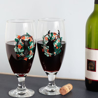 Fawn Memories Glass Set | Mod Retro Vintage Kitchen | ModCloth.com
