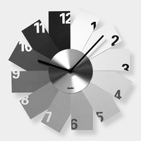Monochrome Wall Clock | MoMA