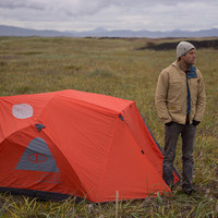 The Two Man Tent - Orange | Poler Stuff