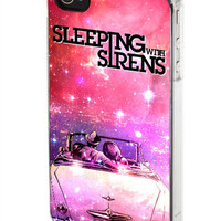 Sleeping With Sirens Cover Album Nebula Galaxy iPod Case, iPhone Case, Samsung Galaxy Case