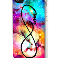 Infinity Love iPod Case, iPhone Case, Samsung Galaxy Case