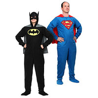 Superhero Footie Union Suit