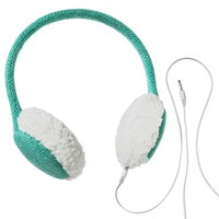Headphone Earmuffs - Green