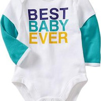 """Best"" 2-in-1 Bodysuits for Baby"