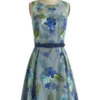 Eva Franco Allow Me to Introduce Dress | Mod Retro Vintage Dresses | ModCloth.com