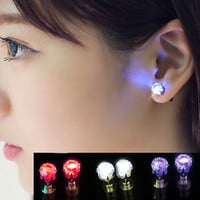LED Lighting Earring (Single)