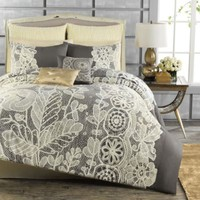 Anthology™ Madeline Reversible Comforter and Sham Set