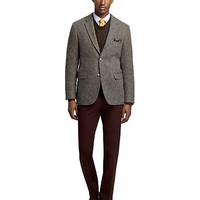Cambridge Harris Tweed Crowsfoot Sport Coat - Brooks Brothers