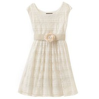 My Michelle Lace Dress - Girls 7-16