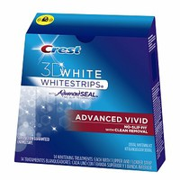 3D White Whitestrips, Advanced Vivid