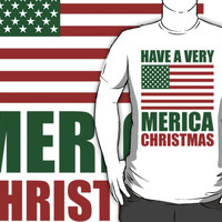 Have a very Merica Christams