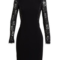 DIANE VON FURSTENBERG | India Lace Pencil Dress | Browns fashion & designer clothes & clothing