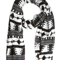 Fresh Tribal Print Scarf