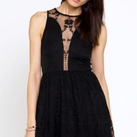 Lulu Lace Dress- For Love and Lemons- $184