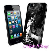 Kellin Quinn Sleeping With Sirens - iPhone Case - iPhone 4 iPhone 4s - iphone 5 - Samsung S3 - Samsung S4