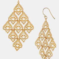 Argento Vivo Large Chandelier Earrings | Nordstrom