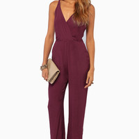 Cotton Candy Ask Me Now Jumpsuit $60