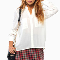 Pick Pocket Blouse $35