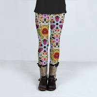 Morocco Leggings by Katherine Scarritt (Leggings)