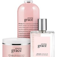 philosophy 'amazing grace' layering set ($81 Value) | Nordstrom