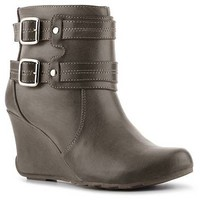 Kenneth Cole Reaction Show House Wedge Bootie
