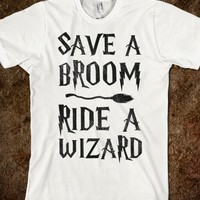 Save A Broom