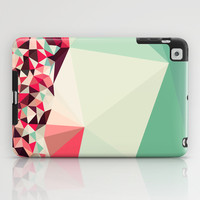Poppy Field Tris iPad Case by Beth Thompson