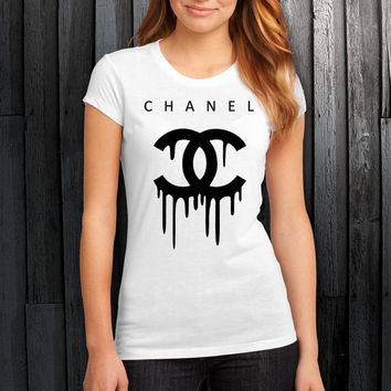 Chanel Drip Melted Logo Premium Fashion From Clickcling On