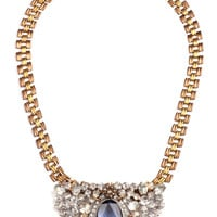 50 Year Collection One-of-a-Kind Crystal Necklace by Lulu Frost Now Available on Moda Operandi