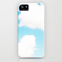 Clouds iPhone & iPod Case by Lauren Lee Designs