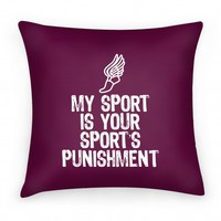 Punishment Pillow