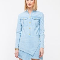 Ksubi / New Ice Shirt Dress