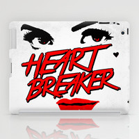 Heartbreaker iPad Case by LookHUMAN